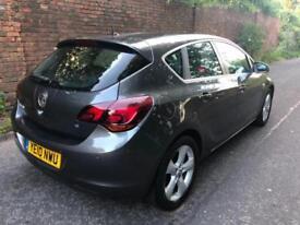 Vauxhall/Opel Astra 1.6i 16v VVT auto 2010MY SRi
