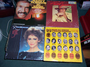FOR SALE RECORDS ALL IN GOOD CONDITION;
