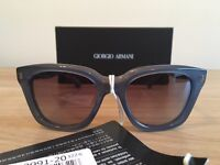 Armani sunglasses bnwt 100% genuine rrp £200