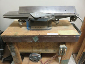 "4"" Jointer"