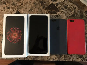 iPhone 6 Plus 16 GB Locked to Virgin Mint Condition