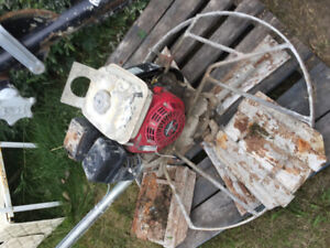for sale 2 power trowels