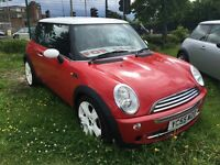 55 Mini Cooper 1.6 full spec absolutely gorgeous car!!!