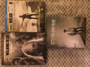 SONS OF ANARCHY ET WALKING DEAD quick sale 100$ West Island Greater Montréal image 3