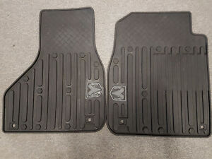 Set of RAM FRONT FLOOR MATS