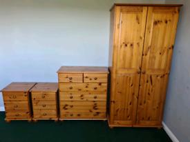 Bedroom Furniture & 4ft Bed