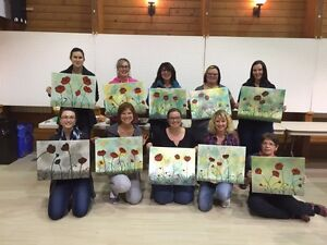 Paint Parties Strathcona County Edmonton Area image 5