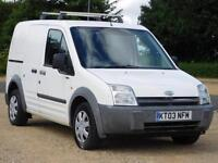 Ford Transit Connect T200 SWB TDDI