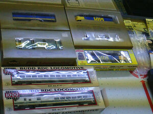HO scale electric model trains huge collection Windsor Region Ontario image 9