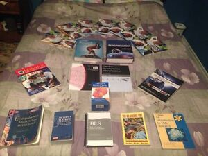 Paramedic textbooks Peterborough Peterborough Area image 1