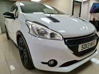 Peugeot 208 1.6 THP GTi White Hatchback Sat Nav 200BHP WARRANTY 12 MONTHS MOT