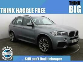 image for 2017 BMW X5 XDRIVE30D M SPORT Auto Estate Diesel Automatic