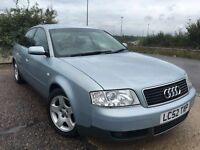 Audi A6 automatic 2.5 Diesel new MOT HPI clear