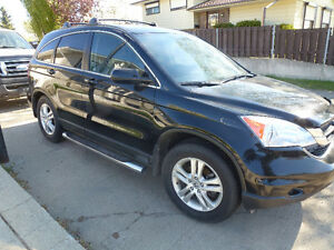 2011 Honda CR-V EX-L SUV, loaded,remote start,blue tooth,no navi