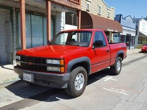 Wanted 1990-1995 Chev / GMC 1500  truck 350 TBI used good engine