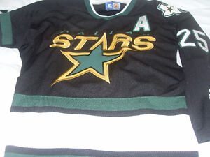 chandail de hockey des Stars de Dallas de Joe Nieuwendyk West Island Greater Montréal image 3