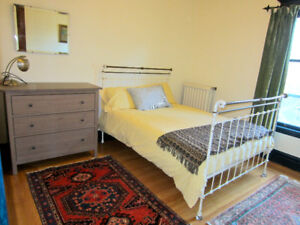 Bright, beautiful room in shared flat