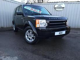Land Rover Discovery 3 2.7TD V6 auto 2008MY GS 4X4