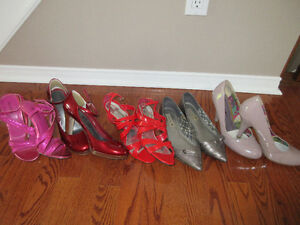 Assorted Women's Heels and Flats, GREAT CONDITION!