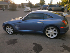 2005 Chrysler crossfire( best reasonable offer)