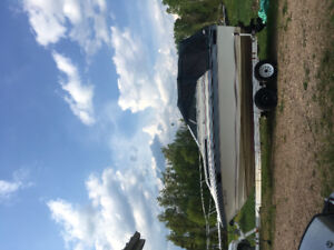 Looking to trade bought new boat