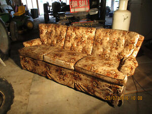 COUCH- RECLINERS