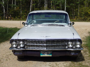 1962 Cadillac Custom-End of Summer Price!!!!