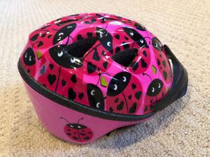 Infant bike helmet