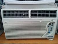 Fedders 8000 BTU Window Air Conditioner 20 x 19 x 12 in