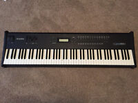 Alesis QS 8.1 88-key fully-weighted stage piano