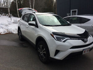 2016 Toyota RAV4 LE SUV, Crossover LEASE TAKEOVER $330.19/mn