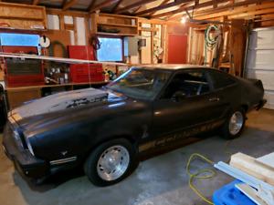 1976 Mustang 2 Cobra