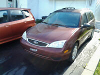 2006 Ford Focus AC, Automatic Familiale