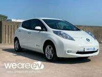 2017 Nissan Leaf 80kW Acenta 30kWh 5dr Auto HATCHBACK Electric Automatic