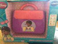 DOC MCSTUFFINS - WRITE AND LEARN DOCTORS BAG - BRAND NEW
