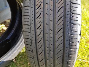 4 pneu été 215 55 17 Michelin MXV4 Saguenay Saguenay-Lac-Saint-Jean image 2