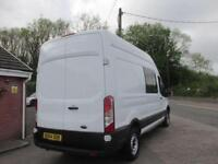 2014 64 FORD TRANSIT 2.2 TDCI 350 HIGH ROOF +VAT DIESEL
