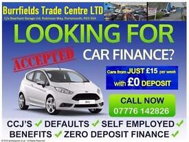 FORD FUSION 1.4 STYLE CLIMATE * £15 Per Week..£O Deposit * 2006 Petrol