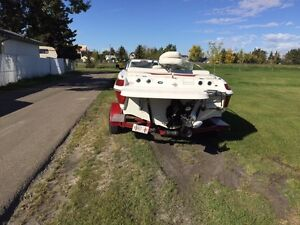 Boat Ski and Fish Chevy/Mercery 4.3 fuel injected  inboard