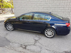 2007 Lexus GS350 Sedan