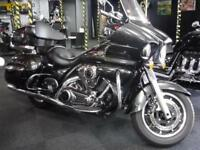 15/15 KAWASAKI VN 1700 VOYAGER CUSTOM BFF ABS WITH 1,900 MILES