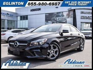 2016 Mercedes-Benz CLA CLA 250250 4matic GPS, P/Sunroof