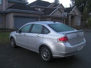 2010 Ford Focus With Super Low Km's