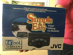 JVC Video Editing Controller