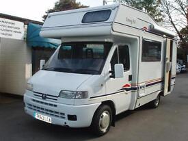 1999 Autohomes Envoy EK 4/5 berth Motorhome Petrol ( LPG Conversion )