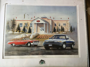 Numbered car prints from Ford Stratford Kitchener Area image 2