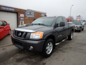 2009 Nissan Titan 2009 AUTOMATIQUE 4x4 OFF ROAD