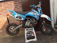 Pitsterpro LXR150R 150cc 4Valve Pit Bike