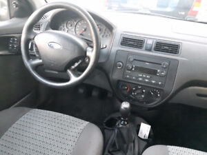 2007 Ford Focus SES Berline