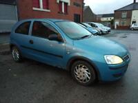 2004 Vauxhall/Opel Corsa 1.2i 16v Life